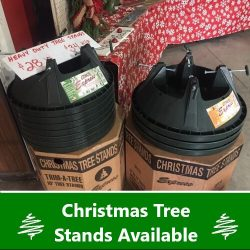 Christmas Tree Acres - Tree Stands
